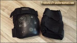 Freeletics : Knieschoner – Knieschmerzen und Schürfwunden vermeiden