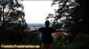 Rene´s Freeletics Transformation: Woche 2