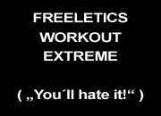 Freeletics mit Gewichtsweste: Workout extreme!