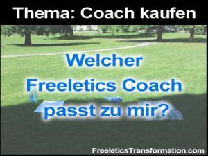 Freeletics Coach kaufen – Welcher passt zu mir?