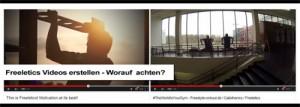 Freeletics Videos drehen – Worauf achten?