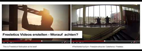 freeletics-videos