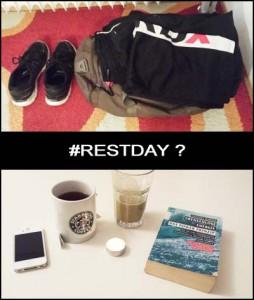 Freeletics Restday – Einmal richtig auftanken bitte.