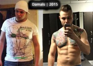 Freeletics Erfahrung: Transformation von Martin