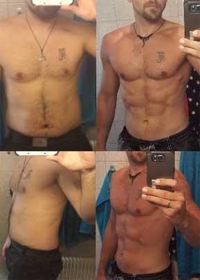 freeletics-transformation