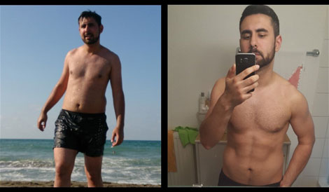 freeletics-transformation