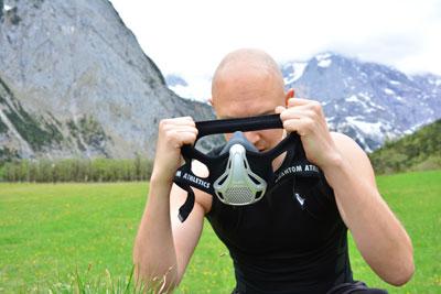trainingsmaske phantom athletics