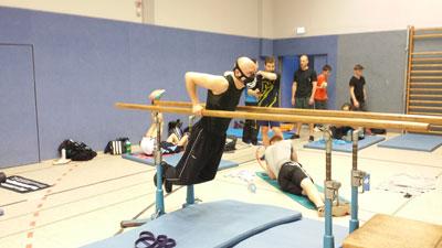 trainingsmaske phantom test